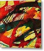 Abstract 73 Metal Print
