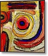 Abstract 857 Metal Print