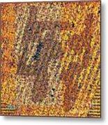 Abstract 878 Metal Print