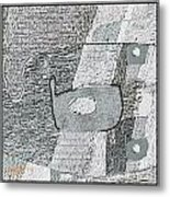 Abstract 880 Metal Print