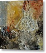Abstract 8821151 Metal Print
