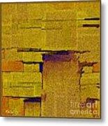 Abstract 884 Metal Print