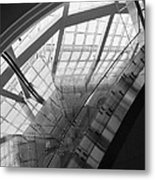 Abstract Architecture #2 Metal Print