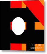 Abstract Art Collection Metal Print