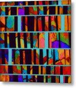 abstract - art- Color Pop  Metal Print