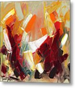 Abstract Art Sixty Metal Print