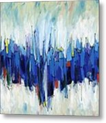 Abstract Art Sixty-two Metal Print