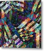 abstract - art - Tilt Two Metal Print