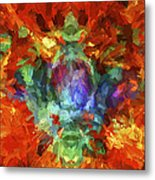 Abstract Series B5 Metal Print