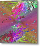 Abstract Cubed 136 Metal Print