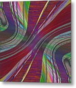 Abstract Cubed 181 Metal Print