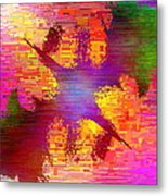 Abstract Cubed 26 Metal Print
