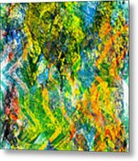Abstract - Emotion - Admiration Metal Print