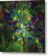 Abstract Series Ex1 Metal Print