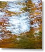 Abstract Fall 11 Metal Print