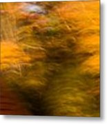Abstract Fall 3 Metal Print
