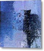 Abstract Floral - 04tl4t2b Metal Print