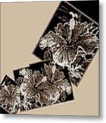 Abstract Fusion 169 Metal Print
