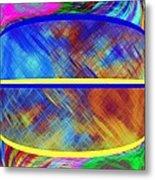 Abstract Fusion 173 Metal Print