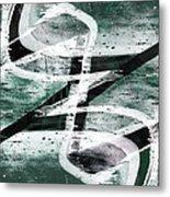 Abstract Graffiti 10 Metal Print