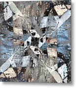 Abstract Graffiti 6 Metal Print
