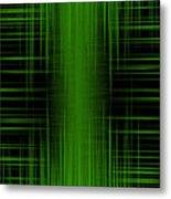 Abstract Lines 1 Metal Print
