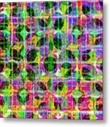 Abstract Lines 17 Metal Print