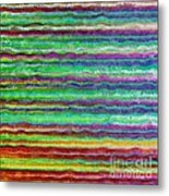 Abstract Lines 5 Metal Print