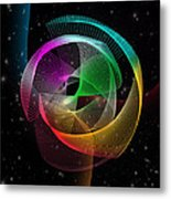 Abstract  Metal Print by Mark Ashkenazi