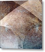 Abstract Metal Metal Print