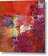 Abstract Mm No. 107 Metal Print