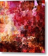 Abstract Mm No. 125 Metal Print