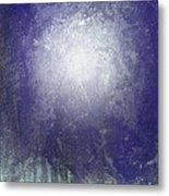 Abstract  Moonlight Metal Print