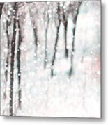 Abstract Nature Background Metal Print