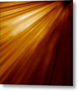 Abstract Night Acceleration Speed Motion  Metal Print