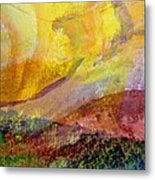 Abstract No. 3 Metal Print