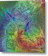 Abstract Of Dreams Metal Print