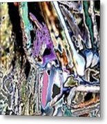 Abstract On Dream  Metal Print