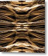 Abstract Pattern 4 Metal Print