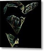 Abstract Stranger Metal Print