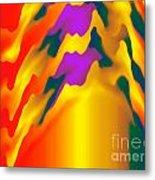 Abstract Wonder 2 Metal Print