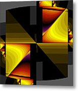 Abstract0412 Metal Print