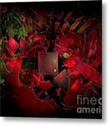 Abstractiom 0577 Marucii Metal Print
