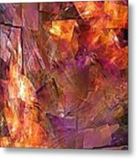 Abstraction  0273 Marucii Metal Print