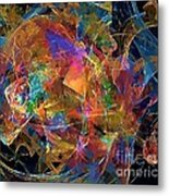 Abstraction 0357 Marucii Metal Print