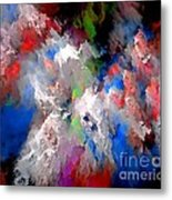 Abstraction 0392 Marucii Metal Print