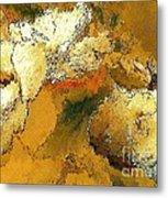 Abstraction 0434 Marucii Metal Print