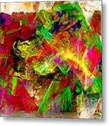 Abstraction 0492 Marucii Metal Print