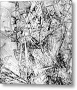 Abstraction 0521 - Marucii Metal Print