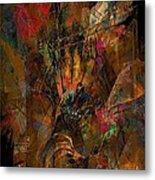 Abstraction 0555 Marucii Metal Print